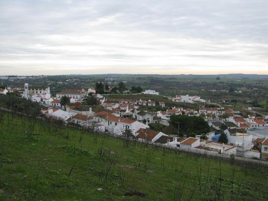 Arraiolos Castle : The view