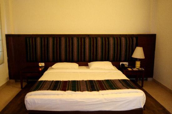 IORA - The Retreat,Kaziranga: Bedroom