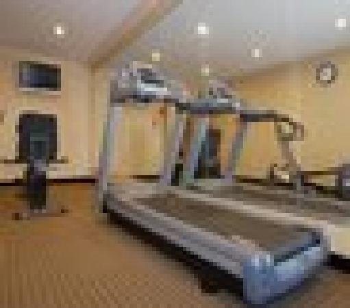 Comfort Inn & Suites Grinnell: Fitness Center