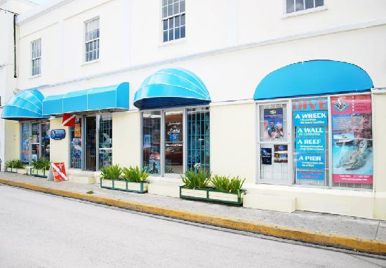 St. Croix Ultimate  Bluewater Adventures (SCUBA), Inc.: SCUBA's main location in Christiansted