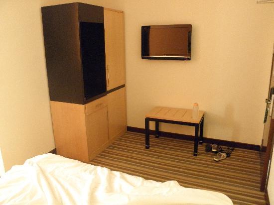 Hotel Hallmark Inn : Room