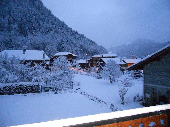 Chalet Le Montana : View from our balcony