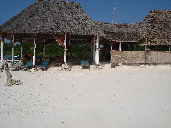 Chwaka Bay Resort : spiaggia