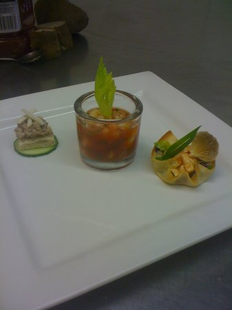 Boone Dock's: Appetizer Trio Special