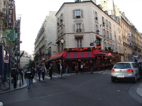 Hotel St Georges Lafayette Paris