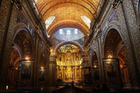 Iglesia de La Compania de Jesús: La Compania