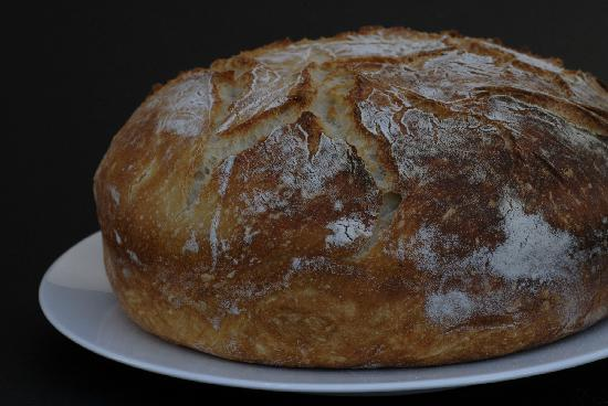 Caffe Milano: homemade bread