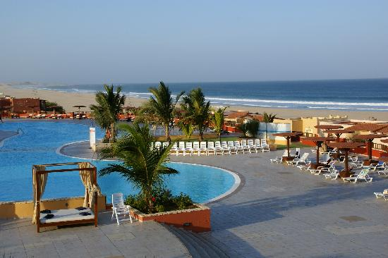 Royal Horizons Boa Vista : General Campus and Beach View ...