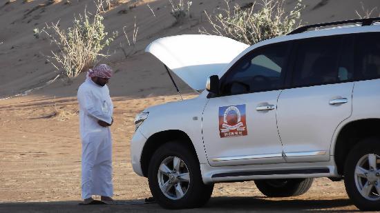 Arabian Team Adventures: Allah möge helfen