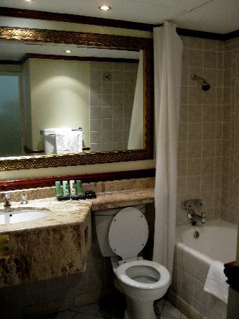 AVANI Gaborone Resort & Casino: Bathroom