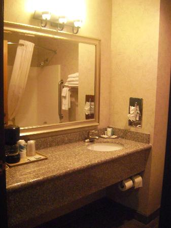 Comfort Inn - Midtown: bath