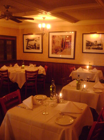 The Rancher's Steak and Seafood : ambience
