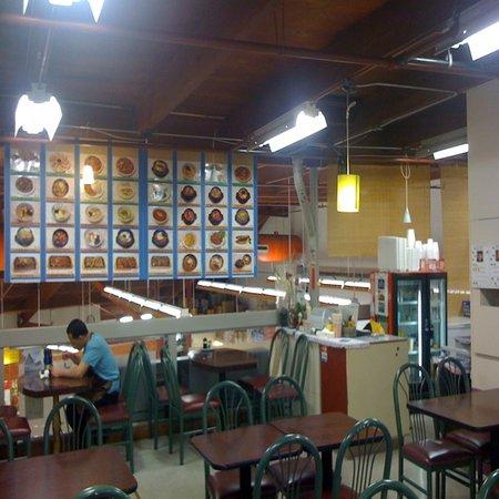 Umma's Korean Food Restaurant: Spring restaurant
