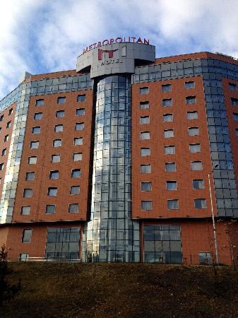 Metropolitan Hotel Sofia: Hotel