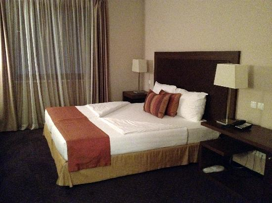 Metropolitan Hotel Sofia: hotel inside