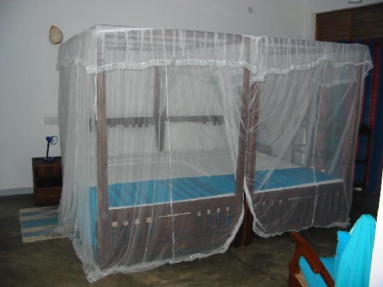 มูนสโตน วิลลาส์: Bedroom