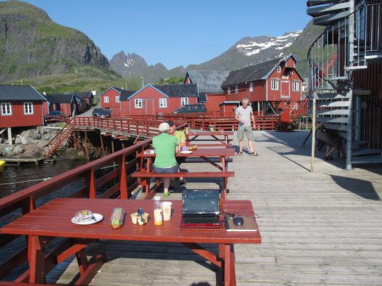 A i Lofoten, النرويج: Lovely Spot, Shame about the Rooms