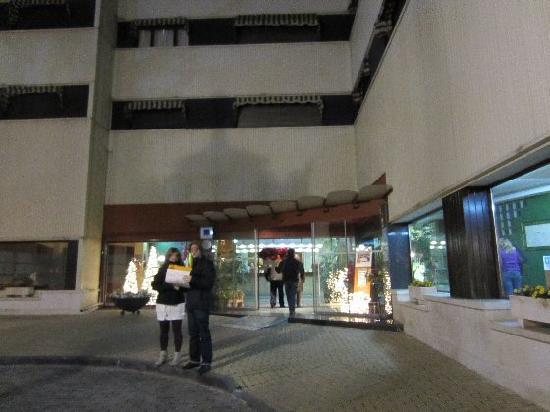 Torremangana Hotel: ホテル入り口