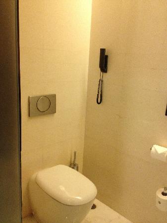 Grand Lisboa: Toilet
