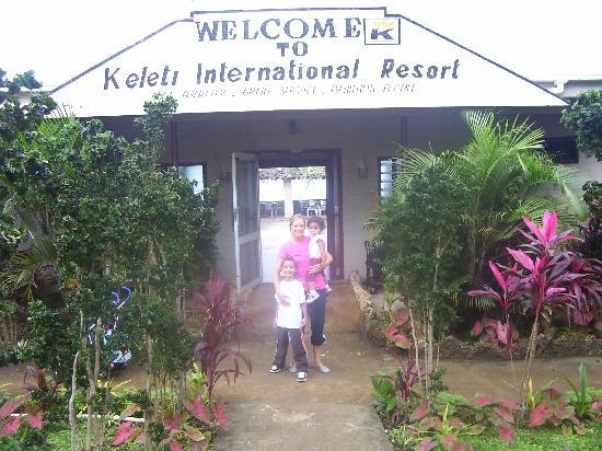Keleti International Resort: Our last day at Keleti