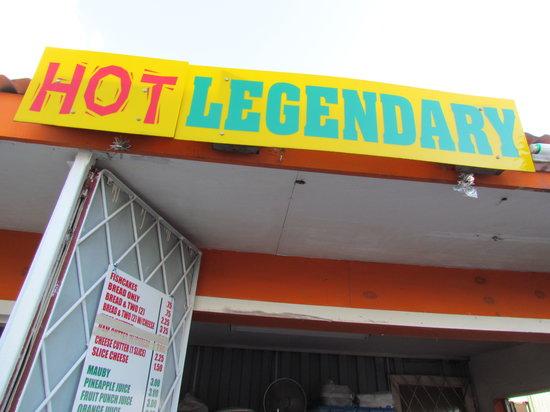 Legendary Hot Fish Cakes: Hot Legendary!