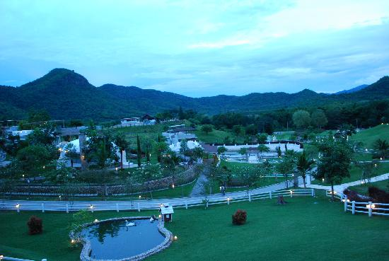 Suan Phueng, Tailandia: This is only part of the resort