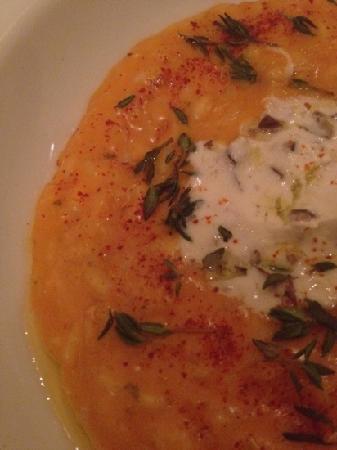 Chez Sophie: risotto aux tomates