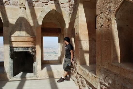 Ishak Pasa Palace : another room at the palace