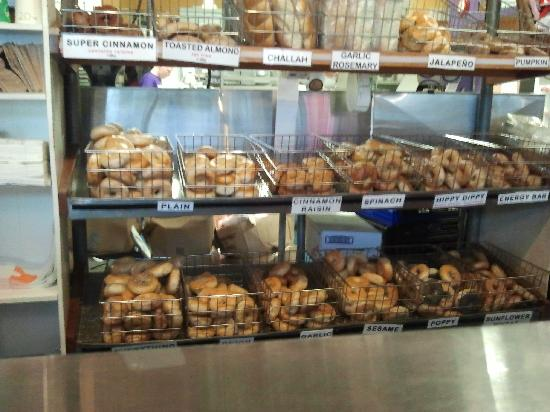 Silverbow Bakery: They look good from a distance