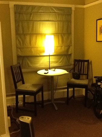 Portland International Guesthouse:                   room#4