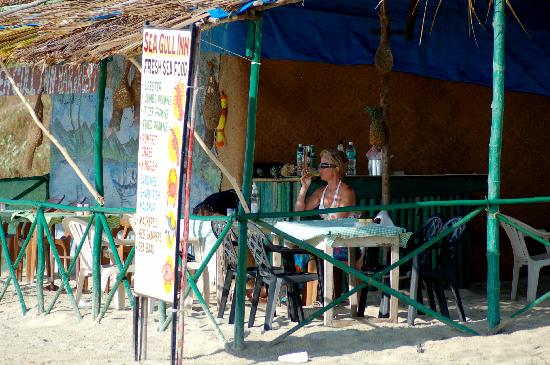 Ramada Caravela Beach Resort: Sea Gull Inn, Varca Beach