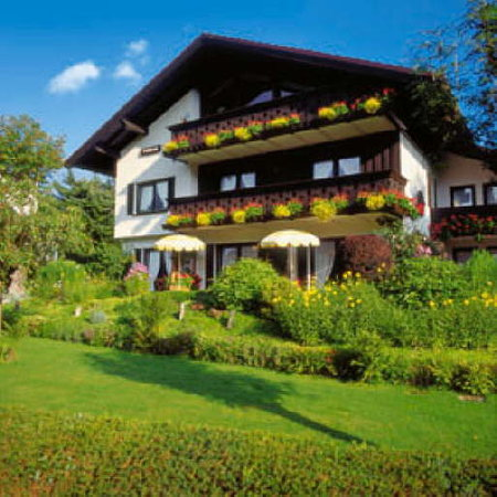 Landhaus Florian: Haus von Süden