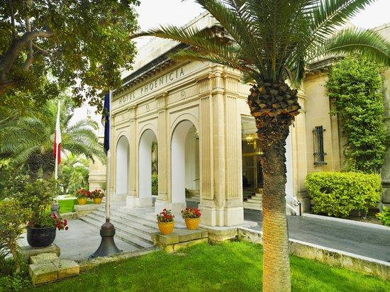 The Phoenicia Malta: Hotel Phoenicia Facade