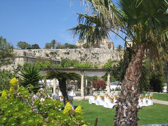 The Phoenicia Malta: Civil wedding at Pheonicia
