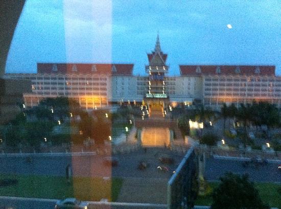 Landscape Hotel: vue de la chambre