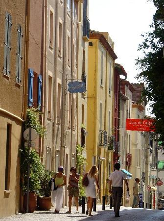 L'Hostalet: Rue de la Répulique