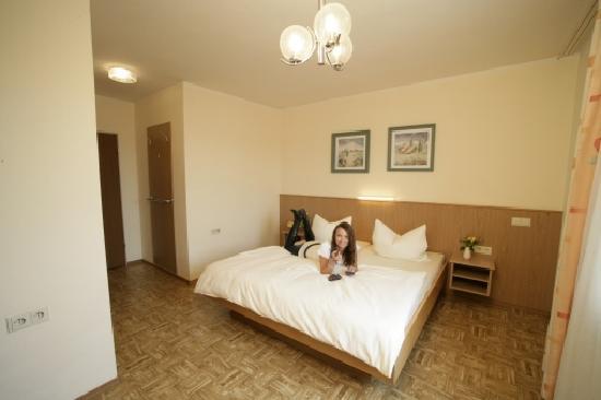 Inntalhof: Economy-Doppelzimmer