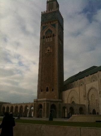Mezquita de Hassan II: Hassan II Mosque
