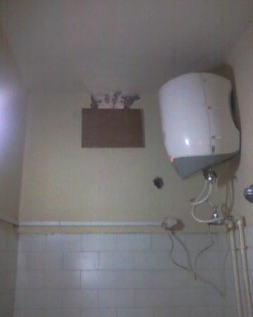 Sri Ganesh Bhavan: Heater