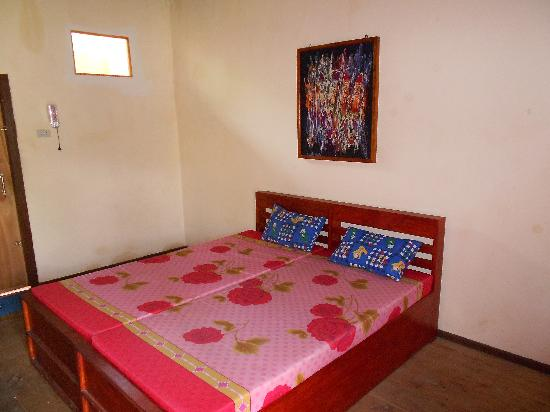 Krui, Indonesia: bedroom