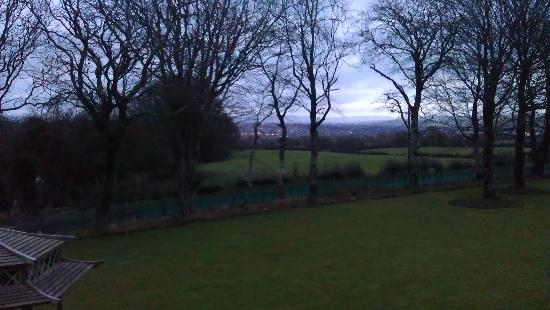 Groarty House & Manor B&B: View From Room