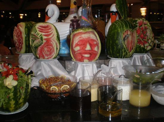Simena Sun Club : food