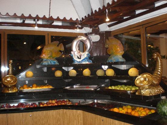 Simena Sun Club : more food