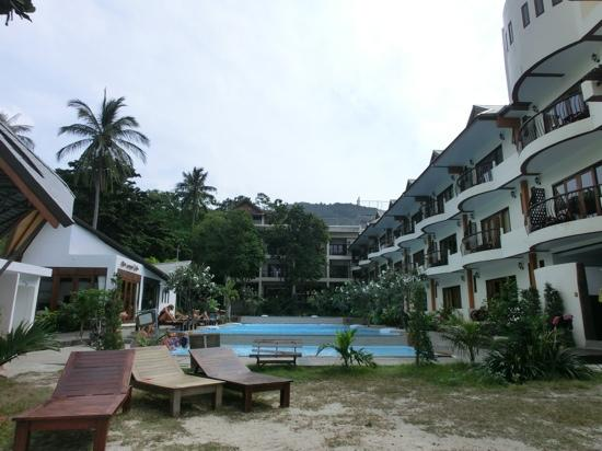 Koh Tao Regal Resort: Could be very nice but needs some work.