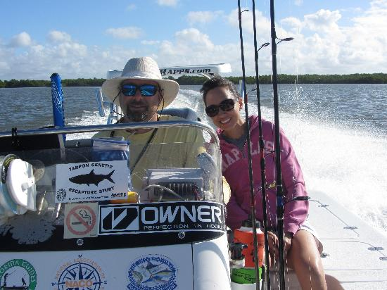 Captain Rapps, LLC - Fishing Charters: the Captain himself