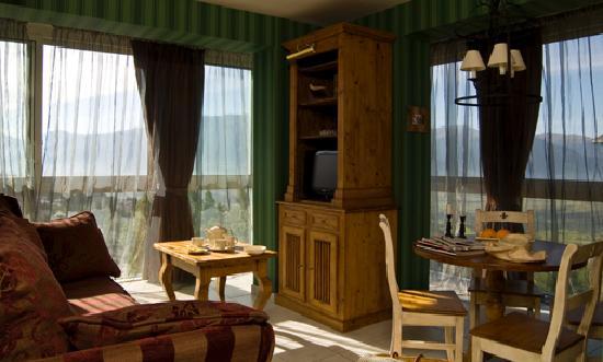 Residence Le Clos de Marie: Appartement avec vue sur la chaîne des Pyrénées