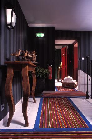 Residence Le Clos de Marie: Paliers appartements