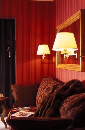 Residence Le Clos de Marie : Salon appartement 4 personnes
