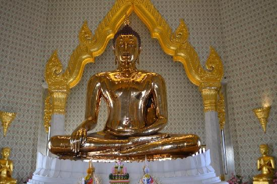 Respect Buddha
