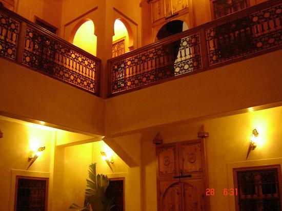 Riad Dar Othmane: pacio1